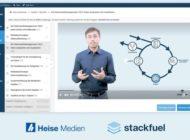 stackfuel.heise.de - Online-Trainings zum zertifizierten Datenexperten / Heise Medien und StackFuel verkünden strategische Partnerschaft