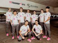 11teamsports und Nike neuer Ausstatter von SK Gaming - Auftakt der Kooperation bildete exklusiver Trikotlaunch im Berliner 11teamsports Store