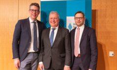 Markus Ferber neuer Vorsitzender der Hanns-Seidel-Stiftung / Amtseinführung in München