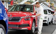 SKODA AUTO stellt 2019 Produktionsrekord in seinen tschechischen Werken auf
