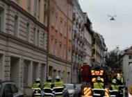 FW-M: FW-M: Küchenbrand mit hohem Sachschaden (Ludwigvorstadt-Isarvorstadt)