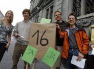 Volk entscheidet über Stimmrechtsalter 16
