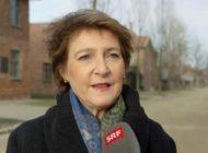 Frau Sommaruga, wie fühlen Sie sich hier in Auschwitz?