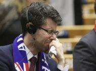 Abschied mit Tränen: Europaparlament billigt Brexit-Vertrag