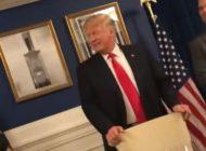 Neues Videomaterial belastet Präsident Trump