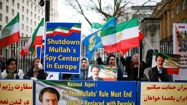 «Iraner wählen nicht frei»
