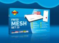 Neues FRITZ! Mesh Set 7590+2400 für schnelles Internet und noch mehr WLAN-Power