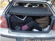Bundespolizeidirektion München: Bundespolizei vereitelt Schleusung unter lebensgefährlichen Umständen