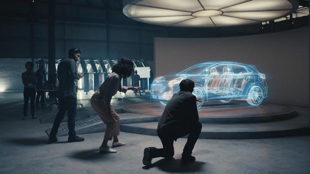 Bereit für Morgen – neue Markenausrichtung von Ford setzt Schwerpunkt auf die Zukunft