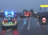 POL-MI: Mehrere Verletzte bei schwerem Verkehrsunfall in Espelkamp