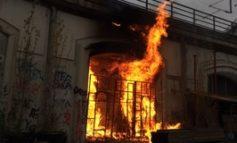 BPOLD-B: Bundespolizei sucht Zeugen nach möglicher Brandstiftung