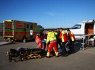 Nach schwerem Unfall in Südtirol: ASB holt Schwerverletzte zurück nach Deutschland