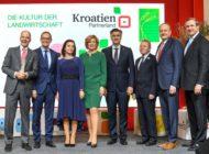 Grüne Woche 2020: Klöckner eröffnet mit zahlreichen Ministern die Grüne Woche 2020