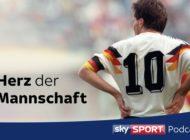 """""""Herz der Mannschaft"""" - der Sky Sport Podcast von Lothar Matthäus ab sofort jeden Donnerstag"""