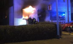 FW-MH: Vollbrand eines Zimmers / Person konnte vor Eintreffen der Feuerwehr gerettet werden.