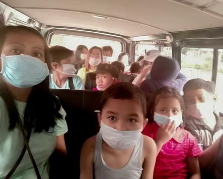 Vulkanausbruch auf den Philippinen: SOS-Kinderdorf evakuiert