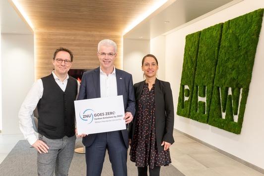 Ab 2020: WIESENHOF-Standorte wirtschaften klimaneutral