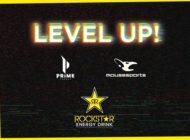 Level up mit Rockstar Energy! / Mit mousesports und Prime League setzt Rockstar Energy 2020 auf E-Sports