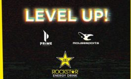 Level up mit Rockstar Energy! / Mit mousesports und Prime League setzt Rockstar Energy 2020 auf E-Sports