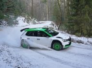 SKODA Motorsport kooperiert in WRC3-Kategorie der FIA-Rallye-Weltmeisterschaft mit Oliver Solberg