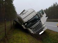 POL-HRO: Verkehrsunfall auf der Bundesautobahn 19