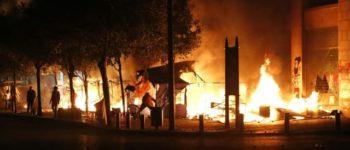 Über 200 Verletzte bei Ausschreitungen in Beirut
