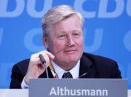 Mohring und Althusmann gegen Streit um Personen