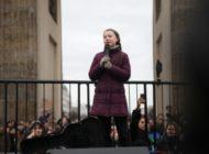 Greta Thunberg bestätigt Markenanmeldungen