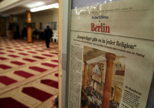 Deutsche Salafisten-Szene wächst auf mehr als 12.000 Personen
