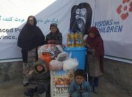 Winterhilfe für 540 notleidende Familien - Nothilfeaktion im Flüchtlingscamp Pul-E-Sheena in Kabul, Afghanistan im Februar 2020 erfolgreich abgeschlossen