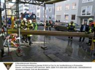 FW-M: Auf der Leitung gestanden (Isarvorstadt)