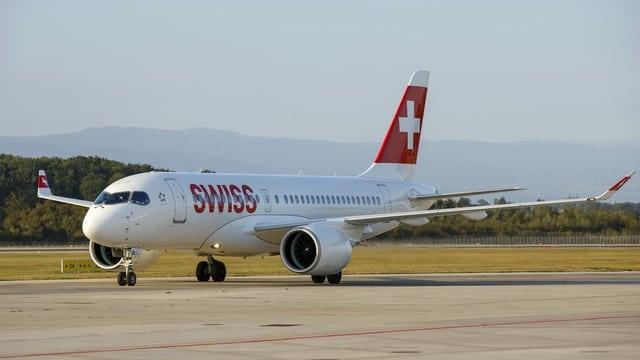 Swiss fliegt bis Ende März nicht mehr nach China