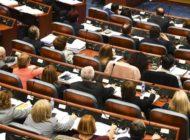 Nordmazedoniens Parlament aufgelöst