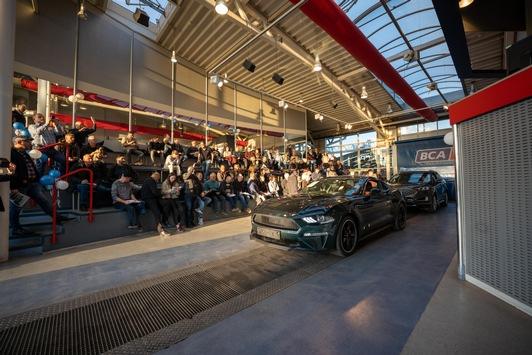 Ford baut Vermarktungskonzept für Junge Gebrauchte aus – neuer Standort für On Site-Auktionen in Norddeutschland