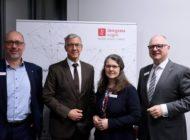 Lernen als Erfolgsfaktor für Zukunft von Unternehmen / Regionaltreffen des Senats der Wirtschaft bei der Integrata Cegos GmbH