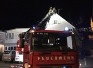 FW Stockach: Unwettereinsätze für die Feuerwehr Stockach