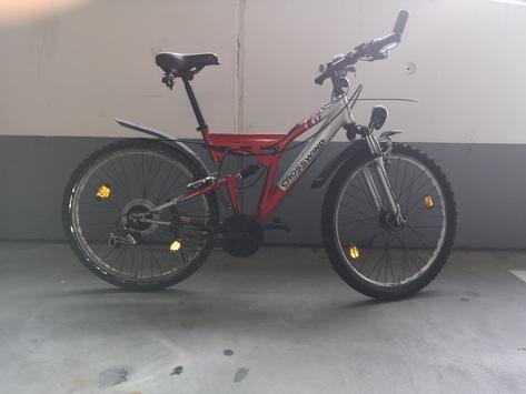 LPI-NDH: Fahrräder suchen ihre Besitzer....