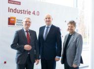 Habeck auf Industrie 4.0-Konferenz: Gigantische Chance, über die smarte Energienutzung Fortschritte im Klimaschutz zu erzielen