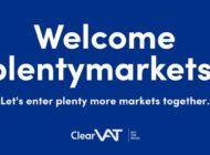 plentysystems setzt auf ClearVATs Steuer-Compliance-Maschine