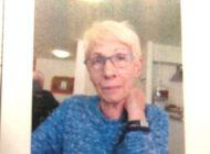 POL-BO: Vermisstenfall - Wo ist Margret O. (73)?