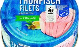 Nachhaltiger und umweltschonender / Ausgezeichnet: Thunfisch der Netto-Eigenmarke Dreimaster mit MSC-Siegel und WWF-Logo