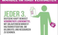 Lebensmittel retten statt wegwerfen! forsa bestätigt: Mindesthaltbarkeitsdatum verliert abschreckende Wirkung - jeder Dritte würde seinen Kindern abgelaufene Lebensmittel zu essen geben