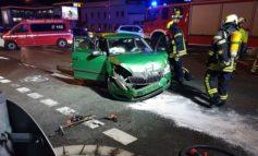 FW-OB: Schwerer Verkehrsunfall auf der Mülheimer Straße