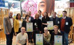 Erstmals fünf GREEN-BRANDS-Auszeichnungen für eine Marke: WELEDA erhält GREEN BRANDS-Siegel für Österreich, Tschechien, Ungarn und die Schweiz