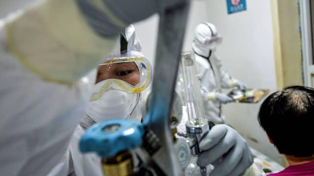 Neue Zählweise lässt Infektionszahlen explodieren