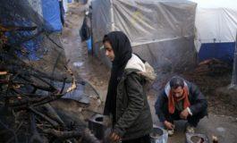 «Zwischen den Zelten haben sich Bäche geblidet»