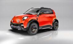 Der e.GO Life Concept Cross feiert als City Utility Vehicle (CUV) Weltpremiere auf dem Internationalen Automobil-Salon in Genf 2020
