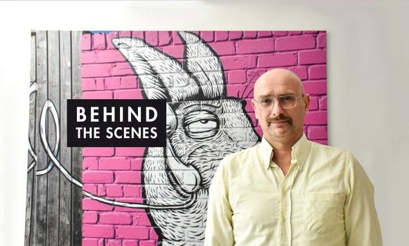 Thorsten Dietsche über zwei Jahrzehnte im IT-Job und seine Liebe zu Hamburg