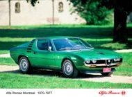 50 Jahre Alfa Romeo Montreal - einzigartiger Gran Turismo mit Rennsport-Genen