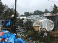 «Die Krätze frisst die Menschen in Moria lebendig auf»